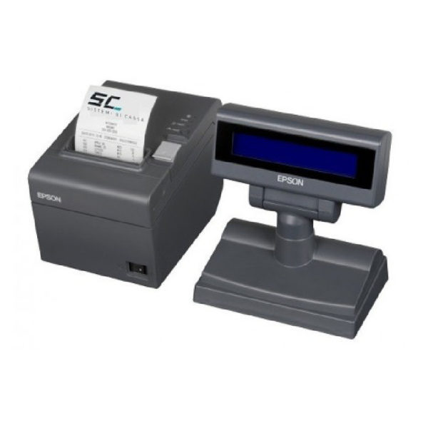 stampante-fiscale-epson-fp-81-II -Tekno-Sistemi-Roma